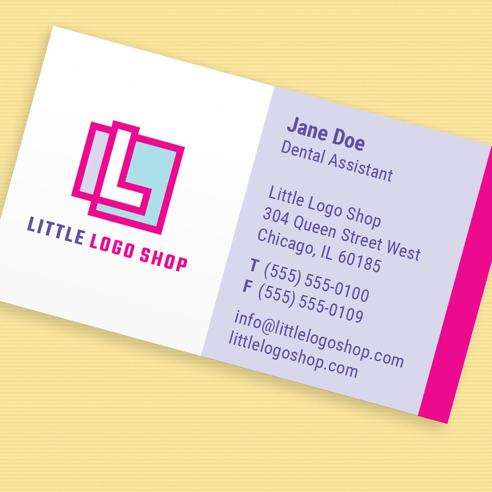 Fundy Business Card