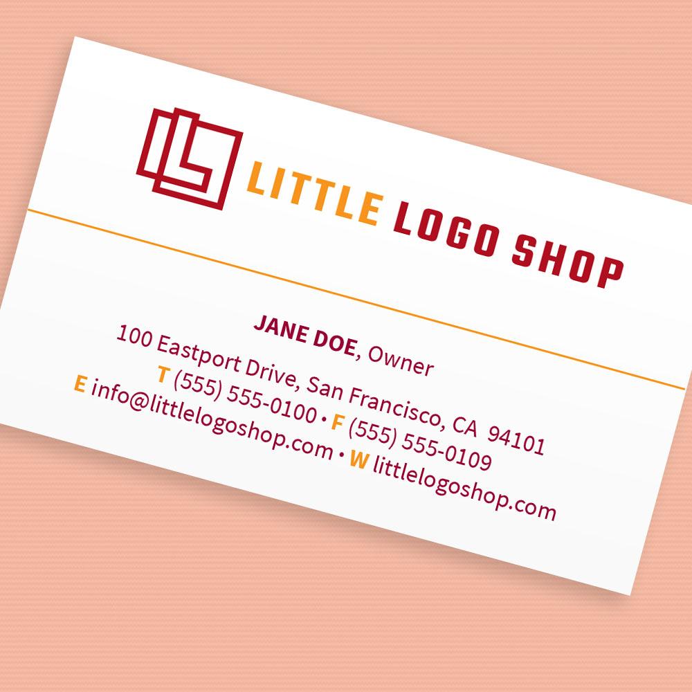 Denali Business card