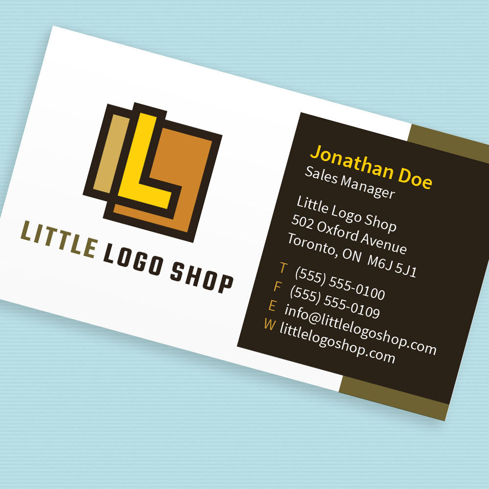 Jasper Business card