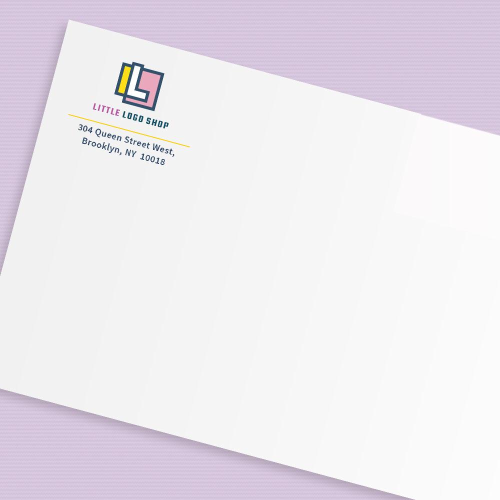 Georgian Envelope